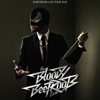 The Bloody Beetroots en concert à Paris au printemps 2013