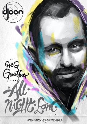 Greg Gauthier All Night Long au Djoon