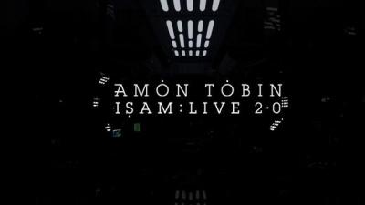 Amon Tobin Isam 2.0 à la Grande Halle de la Villette en 2013