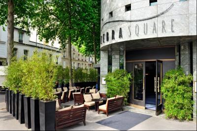 Découvrez, sans plus tarder, le Zebra Square, ce restaurant situé en ...