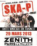 Ska-P au Zénith de Paris en 2013