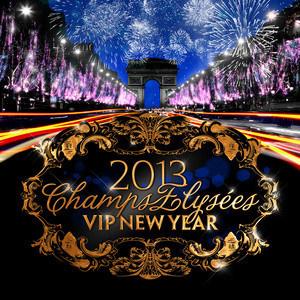 Vip New Year 2013 au Pavillon des Champs Elysées