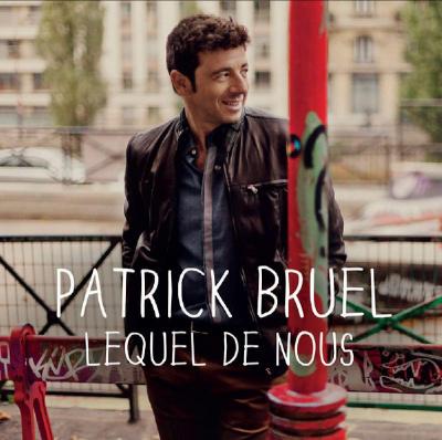 Patrick Bruel au Zénith de Paris en 2013