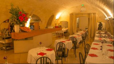 La cortigiana le restaurant italien du mus e maillol for Restaurant italien 95