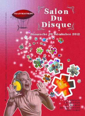 Salon du disque 2012 à l'Espace Charenton