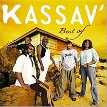 """Kassav' au Zénith de Paris en 2013 pour son """"Mawonaj Tour"""""""