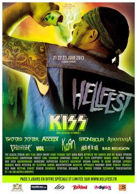 Hellfest 2013 à Clisson : les premiers noms
