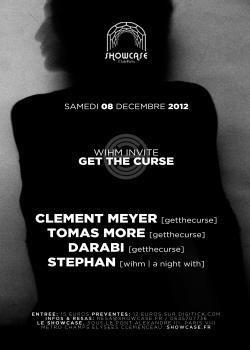 Get the Curse au Showcase avec Clément Meyer