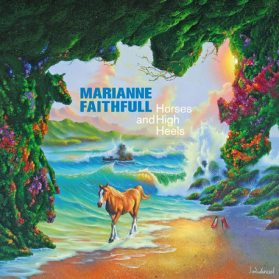 Marianne Faithfull en concert au New Morning en 2013