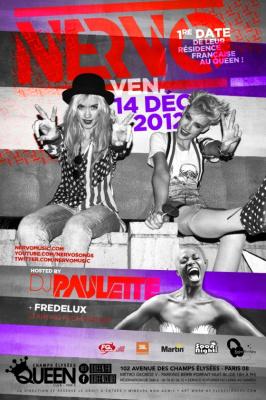 Nervo & Dj Paulette au Queen Club Paris