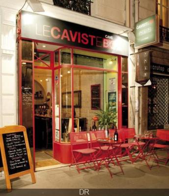 Le caviste bio fait ses premiers pas à Paris