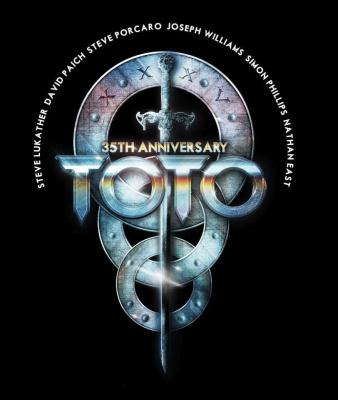 Toto au Zénith de Paris en 2013 pour ses 35 ans