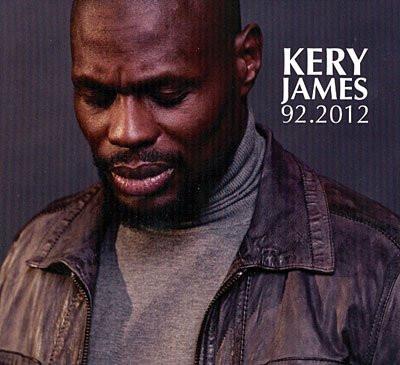 Kery James en concert à Paris Bercy en 2013