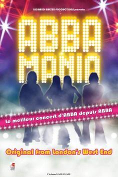 ABBA Mania en concert exceptionnel à l'Olympia