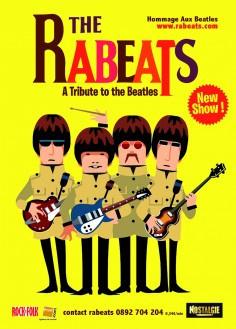 The Rabeats de retour à l'Olympia en 2014