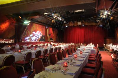 Saint Valentin 2013 au Cabaret César Palace