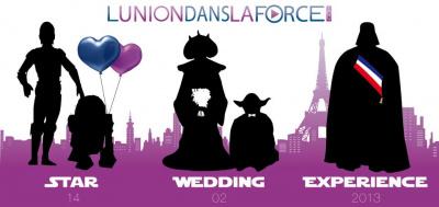 Star Wedding Experience au Dernier Bar avant la fin du Monde pour la Saint Valentin 2013