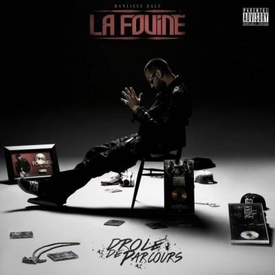 """La Fouine et son """"Drôle de Parcours"""" en concert au Zénith de Paris en 2013"""