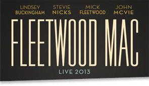 Fleetwood Mac en concert à Paris Bercy en octobre 2013