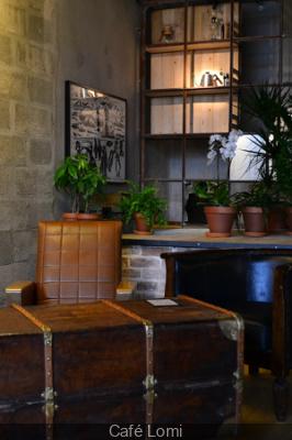 Café Lomi : le torréfacteur artisanal à Paris