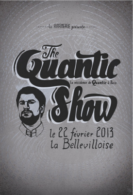 The Quantic Show à la Bellevilloise