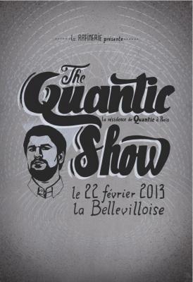 The Quantic Show à la Bellevilloise