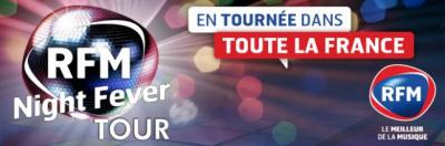 RFM Night Fever Tour 2013 à l'Hippodrome de Longchamp