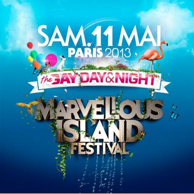 The Gay Marvellous Island Festival au Chalet de la Porte Jaune