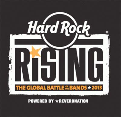 « Hard Rock Rising 2013 » : les 9 meilleurs groupes français s'affrontent au Hard Rock Café Paris