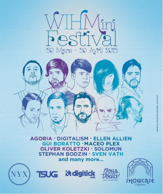 WIHMini Festival 2013 au Showcase