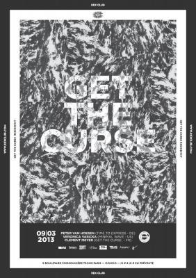 Get The Curse Residency au Rex Club