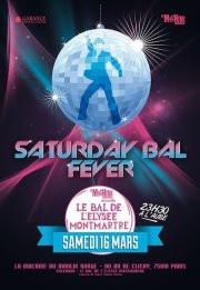 Le Saturday Bal Fever à la Machine du Moulin Rouge