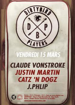 Dirtybird au Showcase avec Claude Vonstroke