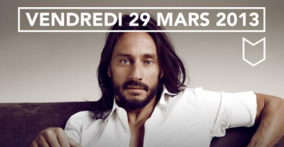 Bob Sinclar au Queen Club Paris