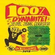 Soul Jazz Records présente 100% Dynamite à la Bellevilloise
