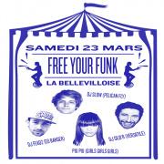 Free Your Funk à la Bellevilloise avec DJJ Feadz