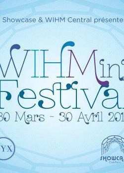 Wihmini Festival 2013 : Day 1 au Showcase avec Gui Boratto et Digitalism
