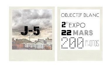 Objectif Blanc de retour à Paris avec son expo éphémère et participative