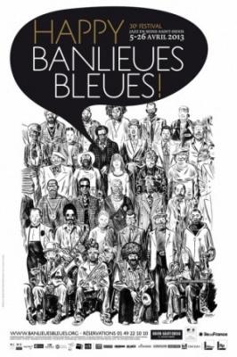 Festival Banlieues Bleues 2013 : Jazz en Seine-Saint-Denis