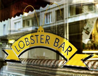Le Lobster bar : le premier bar à homard de Paris
