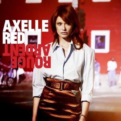 Axelle Red en showcase à la Fnac Saint Lazare