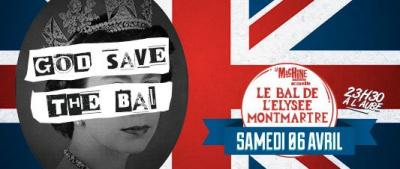 God Save the Bal à la Machine du Moulin Rouge