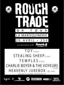 Disquaire Day 2013 : Rough Trade On Tour chez Agnès b.