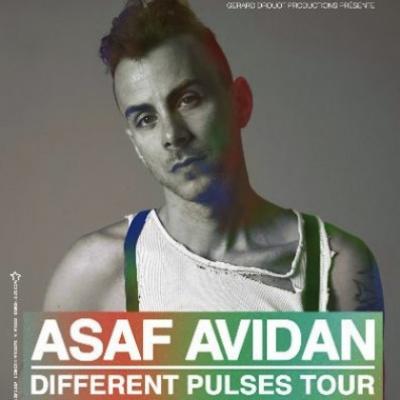 Asaf Avidan au Zénith de Paris en octobre 2013
