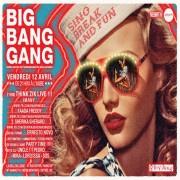 Big Bang Gang Party à La Bellevilloise : Sunglasses at night !