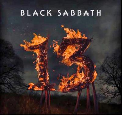 Black Sabbath en concert à Paris Bercy en décembre 2013