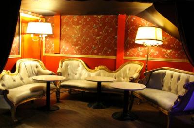 Le Dandy Club : l'appartement de nuit à Paris