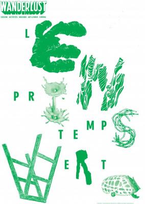 Le Wanderlust rouvre sa terrasse et fête le Printemps Vert
