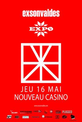 Exsonvaldes en concert au Nouveau Casino