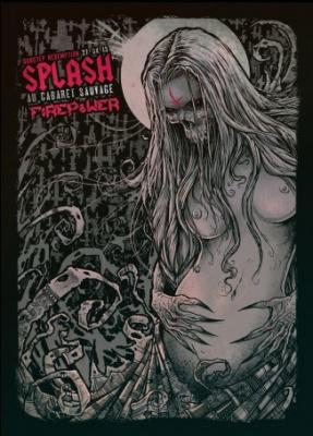 Splash Meets Firepower au Cabaret Sauvage